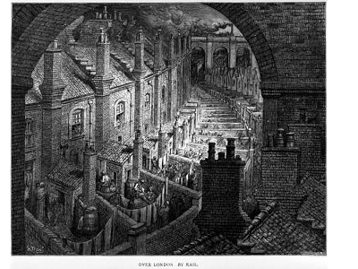 "Representation of Industrialisation in Dickens' ""Hard times"" Essay Sample"